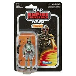 Star Wars Vintage Collection Empire Strikes Back Boba Fett 3.75quot; Figure IN STOCK $19.99