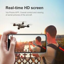 Speed Adjustment Foldable Drone With Camera For Different Stages People GIFT $45.59