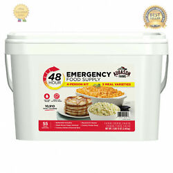 Augason Farms 48 Hour 4 Person Emergency Food Supply Long Term Food Storage $26.97