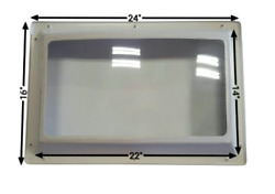 KEYSTONE RV SKYLIGHT 14quot; X 22quot; INNER DOME CLEAR