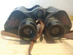 Vintage Hurricane Binoculars 7 X 50 Fully Coated Field of View 372ft at 1000yds $27.99