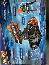 Nerf N Strike TerraScout RC Drone Elite Tank With REMOTE CONTROL Brand New $539.99