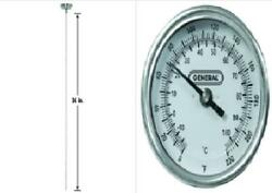 Compost Thermometer Tractor Supply With Analog Dial and Npt Fitting 36 Inch New $78.50