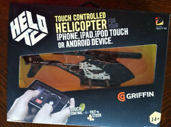 Griffin Helo TC Helicopter for iPhone. Brand New. $29.99