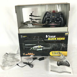 Viefly V568 Mini Black Hawk RC Helicopter $43.99