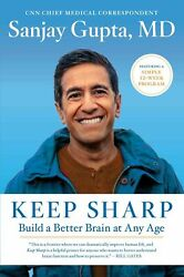 Keep Sharp: Build a Better Brain at Any Age by Sanjay Gupta M.D. Hardcover $34.75
