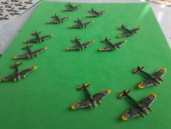 Axis and Allies painted pieces Germany HE 111 $7.50