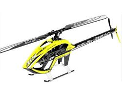 SAB Goblin Raw 700 Electric Helicopter Kit Yellow SABSG745 $939.99