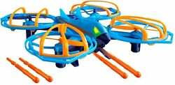 Drone Force Vulture Strike 2.4Ghz Drone Helicopter Toy Missile Launcher Feature $39.00