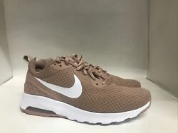 Nike Air Max Motion Particle Running Shoe Pink White Women#x27;s Size 10 833662 600 $30.99