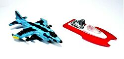 2003 4 EUROPEAN HASBRO MICRO MACHINES MILITARY 2 quot;TINY TINSquot; RARE NOT SOLD IN US $25.00