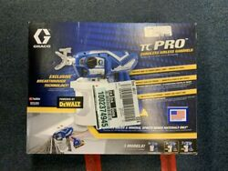 GRACO TC Pro Cordless Handheld Airless 20V Paint Sprayer 17N166 New $370.00