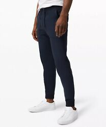 "🍋 Lululemon ABC Jogger 30"" *Warpstreme True Navy Large Men's NWT $104.00"