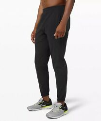 "🍋Lululemon Surge Jogger 29"" Black Large Men's NWT 2021 $98.00"