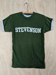 Vintage 60s 70s Reversible Champion High School Gym T Shirt. Stevenson. Size... $85.00
