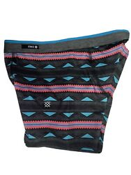 Stance Boys Kid Boxer Brief Poly Blend Large 10 12 Tribal NWT $10.00
