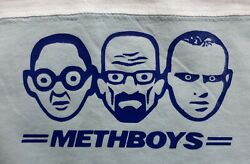 METH BOYS NOVELTY MANS SIZE XL SHIRT. $7.00