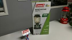 Coleman Northstar Dual Fuel New With Funnel amp; Mantle. $239.99