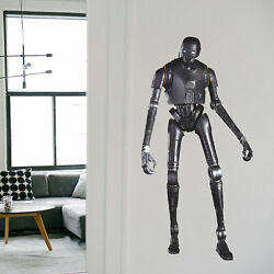 Star Wars Bedroom Wall Decal Sticker Wallpaper Mural Rogue One Wall Designs s07 $9.95