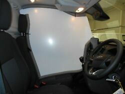 FORD TRANSIT CUSTOM commercial vehicle sneeze guard cab screen