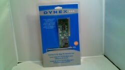 Dynex 10 100 Mbps PCI Network Card DX E102 Realtek RTL8139D Chip W SFF adapter $9.97