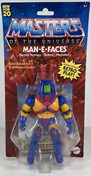 Mattel Masters Of The Universe Origins Man E Faces Figure 2020 New In Stock $24.00