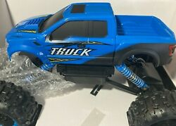 DOUBLE E RC Rock Crawler 4WD Dual Motors Rechargeable Remote Control Truck NEW $35.95