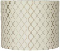 Embroidered Hourglass Lamp Shade 14x14x11 Spider $39.99