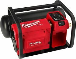 Milwaukee 2840 20 M18 FUEL 18V Brushless Cordless 2 Gal Compact Quiet Compressor $329.99