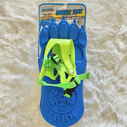 Airhead Snow Products MONSTA TRAX Kids Snowshoes Bigfoot Monster Footprints NEW $29.95