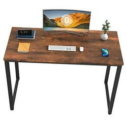 OFIKA 39 Inches Computer Desk Small Desk for Small Space Simple Style Rbr $58.72