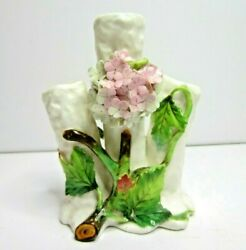 Vintage Tree Trunk Floral Triple Spill Vase $47.95