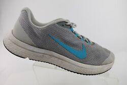 NIKE Grey Sz 13 Men Athletic Running Shoes