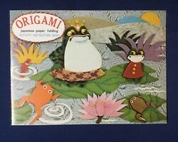 Origami Japanese Paper Folding Activity Book $10.97