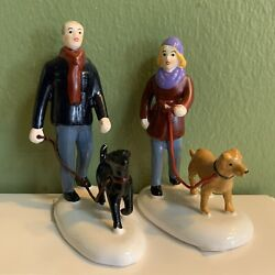 Dept 56 Taking The Girls For A Walk 6001690 Village Accessories $37.50