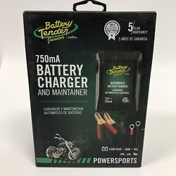 Battery Tender 12V 750mA Junior Automatic Battery Charger amp; Maintainer New Boxed $27.99
