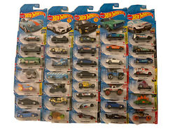 2021 Hot Wheels Cars with Newest Cases You Pick Father#x27;s Day Price Drops 6 10 $2.50