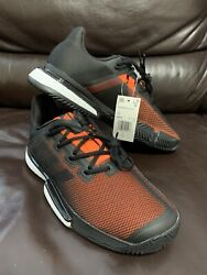 Adidas Solematch Bounce Tennis Shoes Men Size 10 US G26605 $89.95