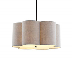 JONATHAN Y JYL9503A Heather 20quot; Adjustable Metal LED Pendant Oil Rubbed Bronze $95.26