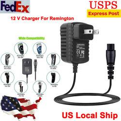 12V Adapter Charger Cord For Remington For Remington MB900 PG400 HC5150 US Sent $10.99