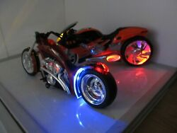 Classic Modern 13.5quot; Motorcycle Toy Action Sport Bikes Sound amp; Light Up $20.00
