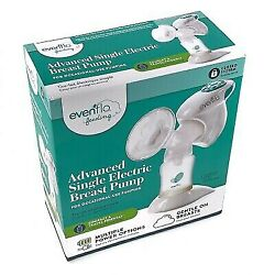 Evenflo Advanced Single Electric One Handed Breast Pump New And Sealed In Box $27.00