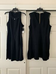 Little Black Dresses Lot ALL NWT Juicy Couture Size 14 XL Retail $326 $50.00