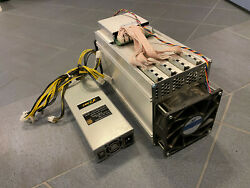 Bitmain Antminer L3 with PSU $250.00