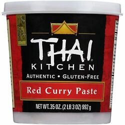 Thai Kitchen Red Curry Paste 35 oz $15.01