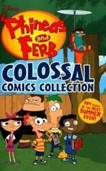 DISNEY#x27;S PHINEAS AND FERB TREASURY VOLUME 1 By Disney Storybook Artists **Mint** $24.00