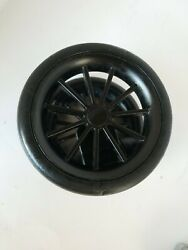 Evenflo Stroller Front Wheel Tire Replacement Part Black Model # 56211952A $15.00