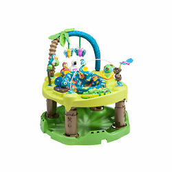 Evenflo ExerSaucer Saucer Life In The Amazon Bouncer Activity Center For Parts $44.99