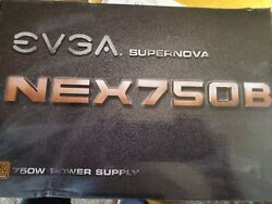 EVGA Power Supply NEX750B $50.00