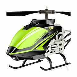 SYMA RC Helicopter S39 Aircraft with 3.5 ChannelBigger Size Sturdy Alloy M... $74.33